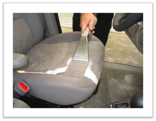 Car Seat Steam cleaning Melbourne
