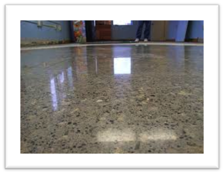Concrete Floors Polishing & Cleaning Melbourne
