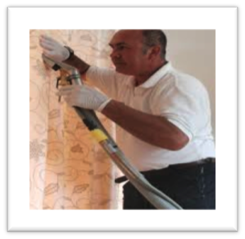 Curtains & Blinds Steam Cleaning Melbourne