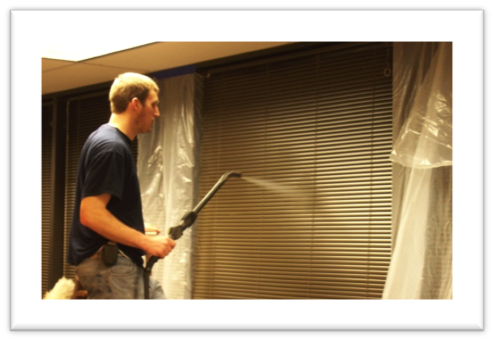 curtain and blind cleaning services