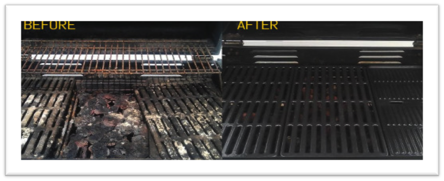 Oven and Barbeque Cleaning Services