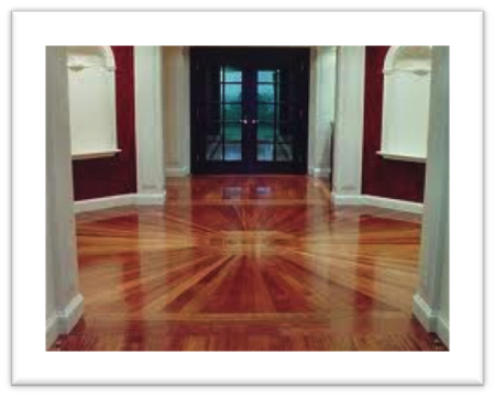 Timber Floors Rejuvenation