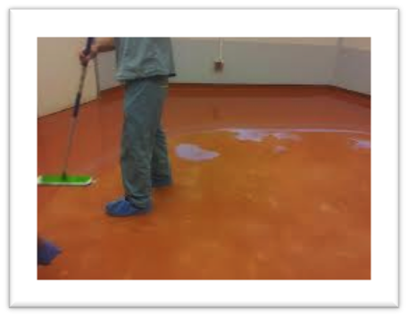 Vinyl Floors Buffing and Polishing Melbourne