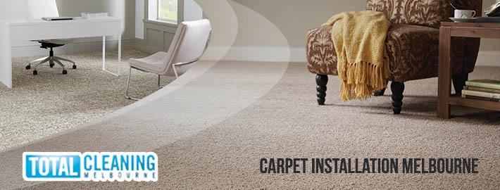 carpet installation Melbourne